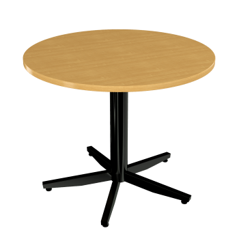 Cross Round Meeting Table
